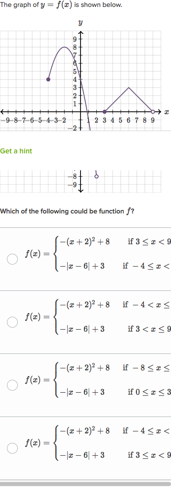 graphs of nonlinear piecewise functions practice khan academy - Graphing Piecewise Functions Worksheet
