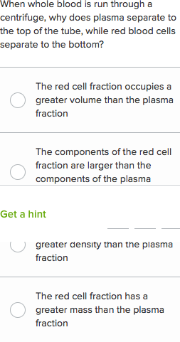 Hematologic System Questions Practice