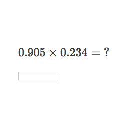 Multiplying decimals like 0.847x3.54 (standard algorithm) (practice ...