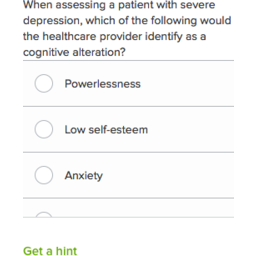 Nclex Rn Questions On Mood Disorders 1 Practice Khan Academy