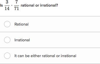 summen und produkte von irrationalen zahlen video khan academy - Irrationale Zahlen Beispiele
