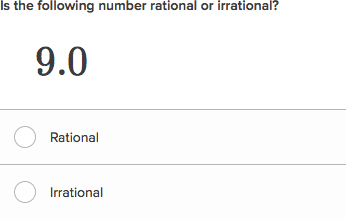 classify numbers rational irrational algebra practice khan academy - Rational And Irrational Numbers Worksheet