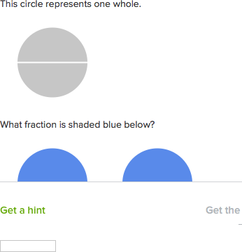 Intro To Fractions Video Fractions Khan Academy