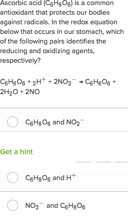 Redox Reactions Questions Practice Khan Academy