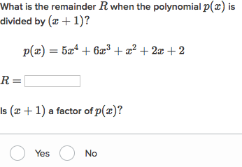 math worksheet : intro to the polynomial remainder theorem video  khan academy : Polynomial Long Division Worksheet