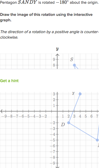 Rotate Shapes Practice Rotations Khan Academy