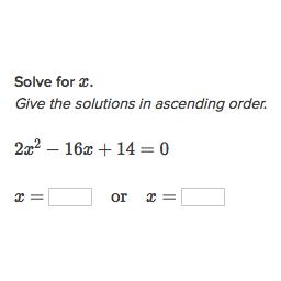 quadratics by factoring practice khan academy