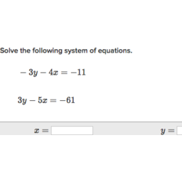 Systems Of Equations With Elimination Practice Khan Academy