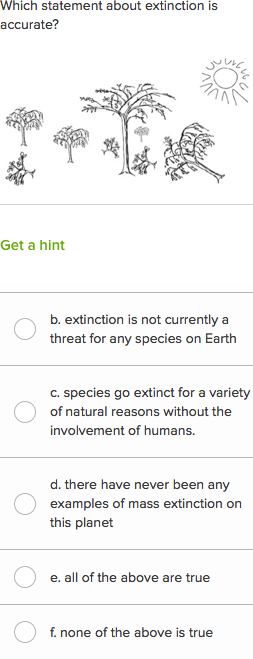 Glossary Biodiversity Patterns Of Speciation And Extinction