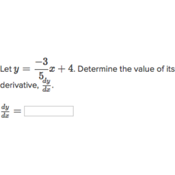 Derivative as a limit (practice) | Khan Academy