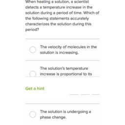 Thermodynamics questions (practice) | Khan Academy
