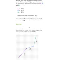 Vector word problems practice vectors khan academy ccuart Gallery