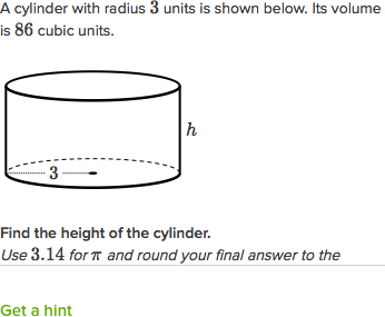 Solid Geometry Word Problems Practice Khan Academy
