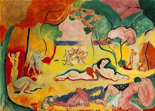 Les Demoiselles D Avignon By Picasso Article Khan Academy