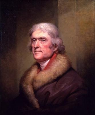 History Essay on Thomas Jefferson.?