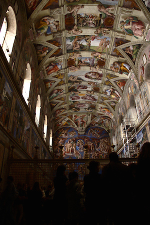 7 Things You Didn't Know About the Sistine Chapel