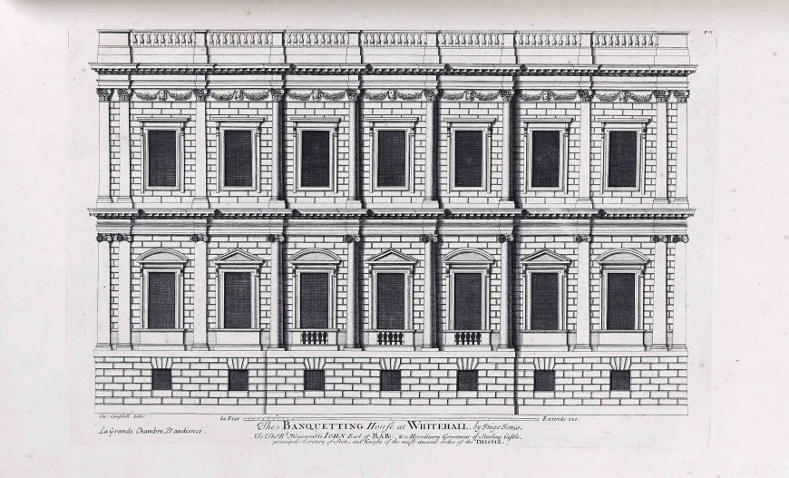 The Banqueting House Whitehall Palace Article Khan Academy