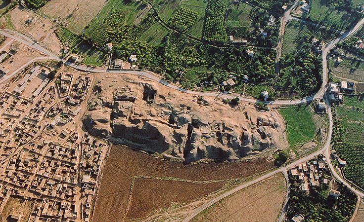 Jericho (article) | Neolithic art | Khan Academy