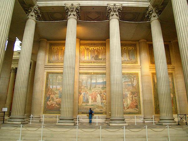 Soufflot The Pantheon Paris Article Khan Academy