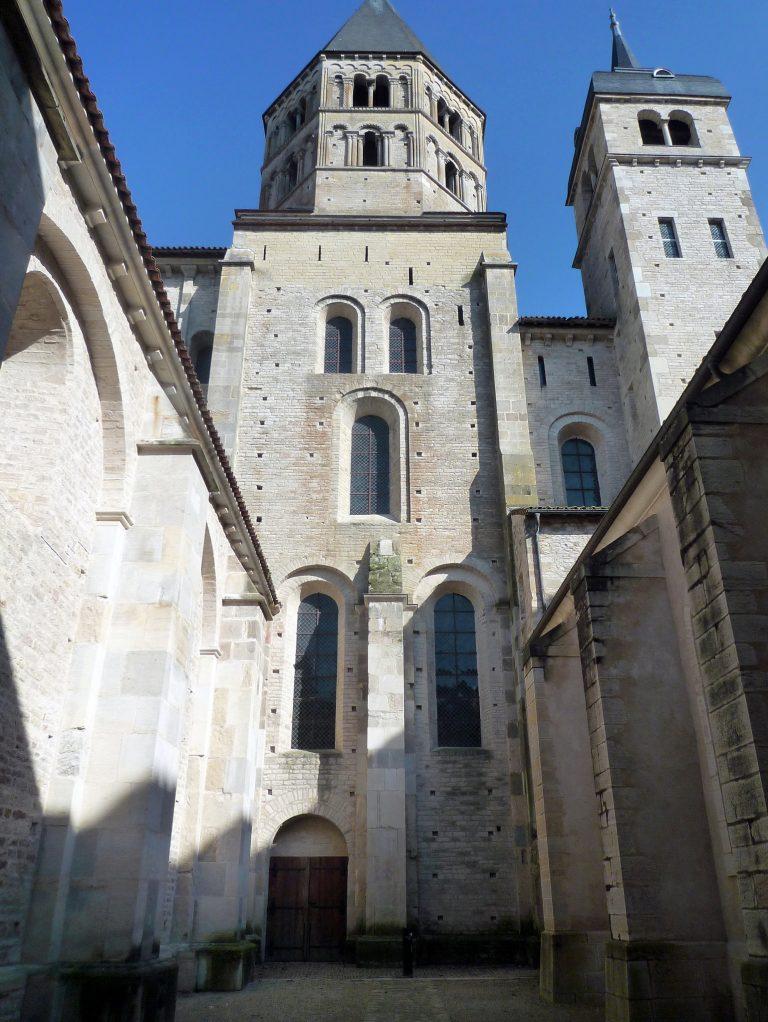 Cluny Abbey Article Romanesque Khan Academy