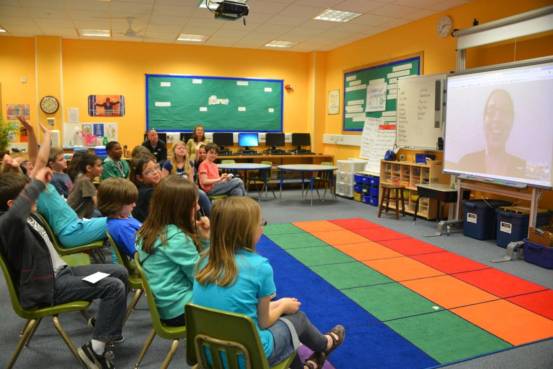 Programming case study: Teaching an elementary school class