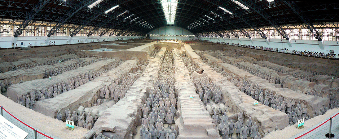 Terracotta Warriors fr...
