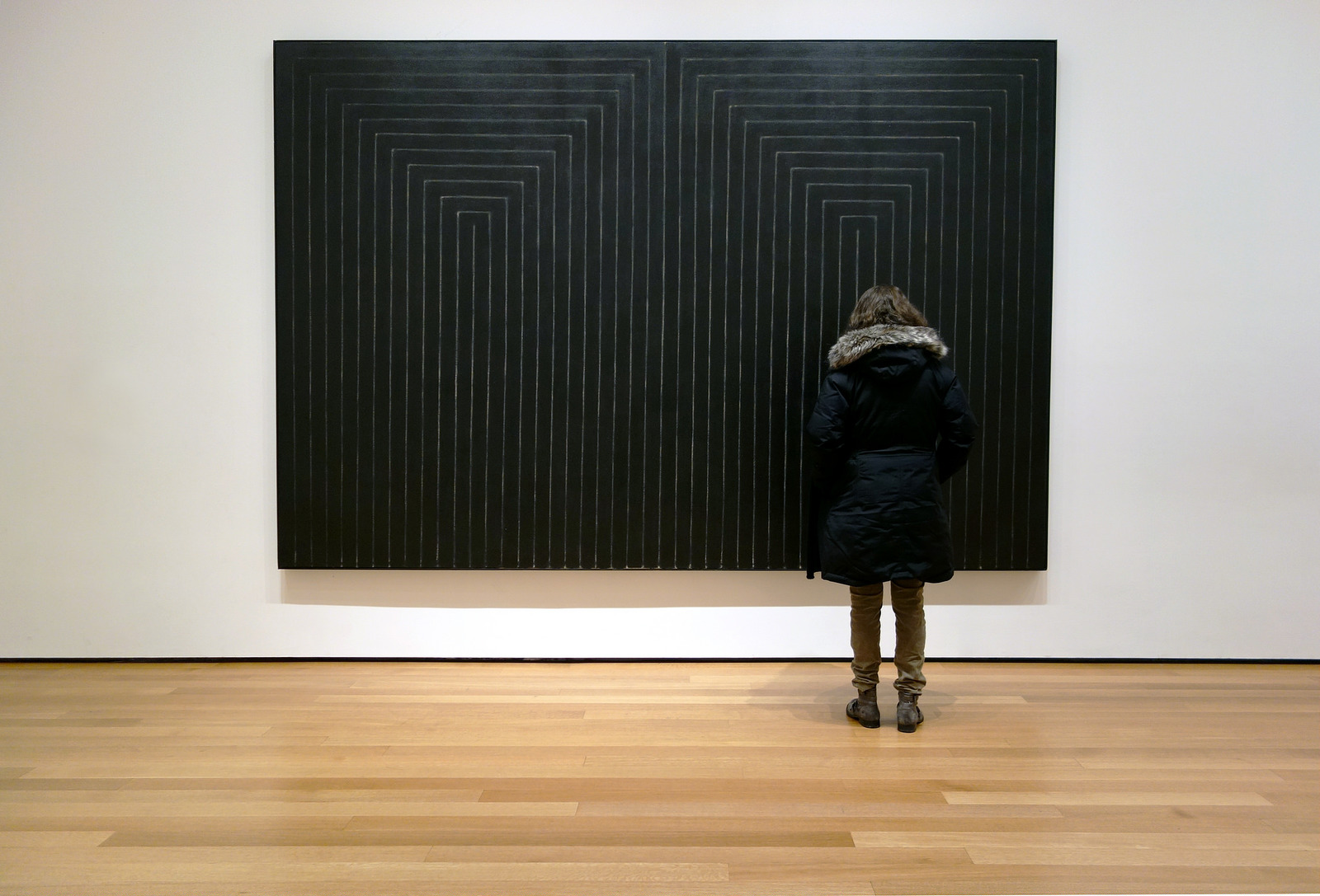 Frank Stella, The Marriage of Reason and Squalor (article) | Khan
