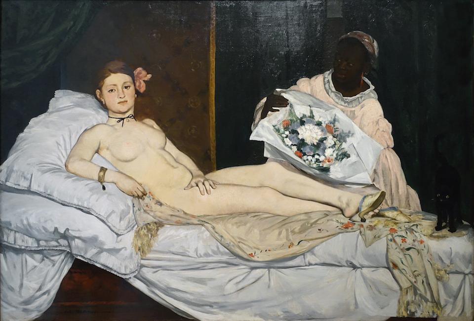 Édouard Manet, Olympia (article) | Realism | Khan Academy