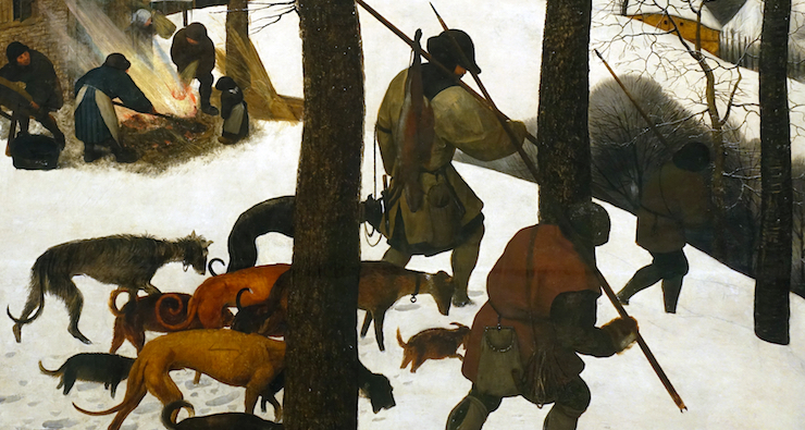 Persuasive Essay Ideas For High School Hunters In The Snow Winter By Pieter Bruegel The Elder Article  Khan  Academy Theme For English B Essay also Persuasive Essay Sample High School Hunters In The Snow Winter By Pieter Bruegel The Elder Article  Essay In English Language
