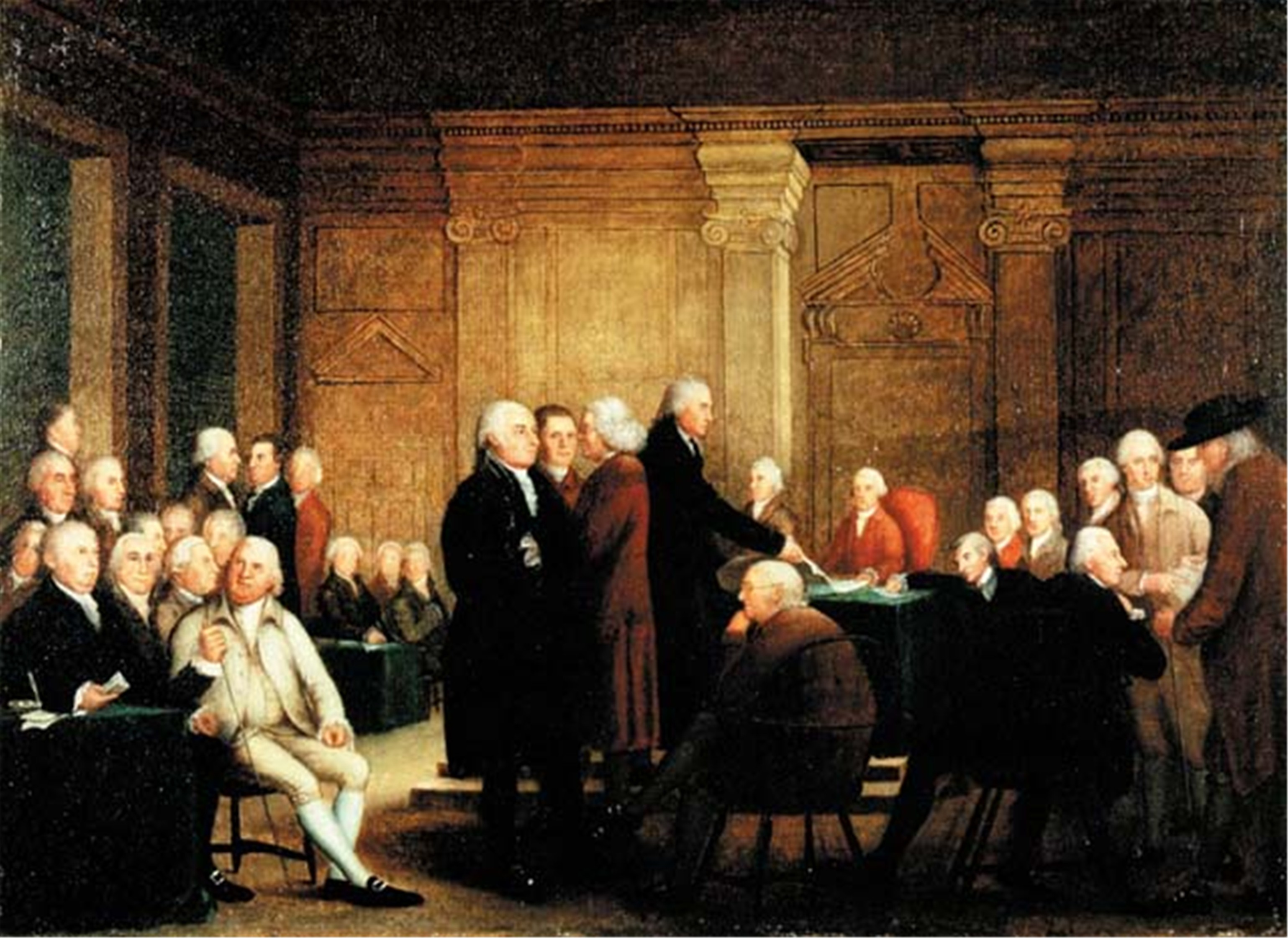 The Second Continental Congress (article) | Khan Academy