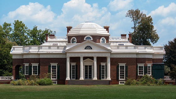 Jefferson monticello article khan academy for Thomas jefferson house monticello