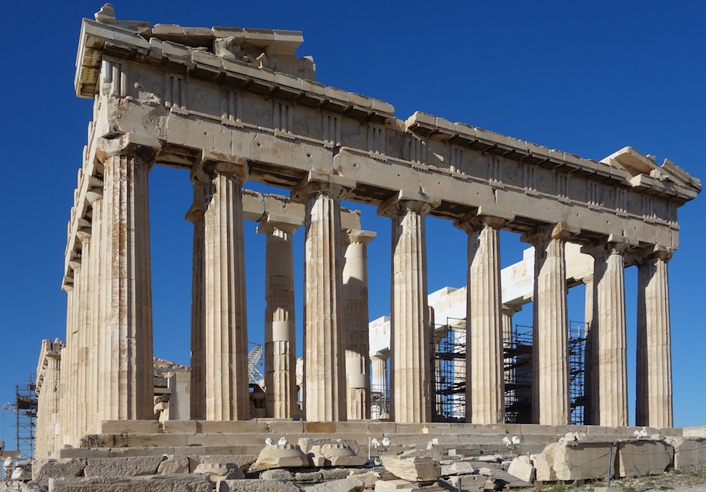 how has ancient greece influenced our culture today