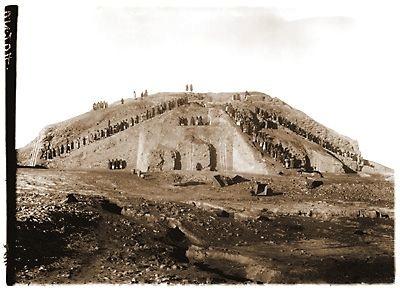 Ziggurat of Ur (article) | Sumerian | Khan Academy