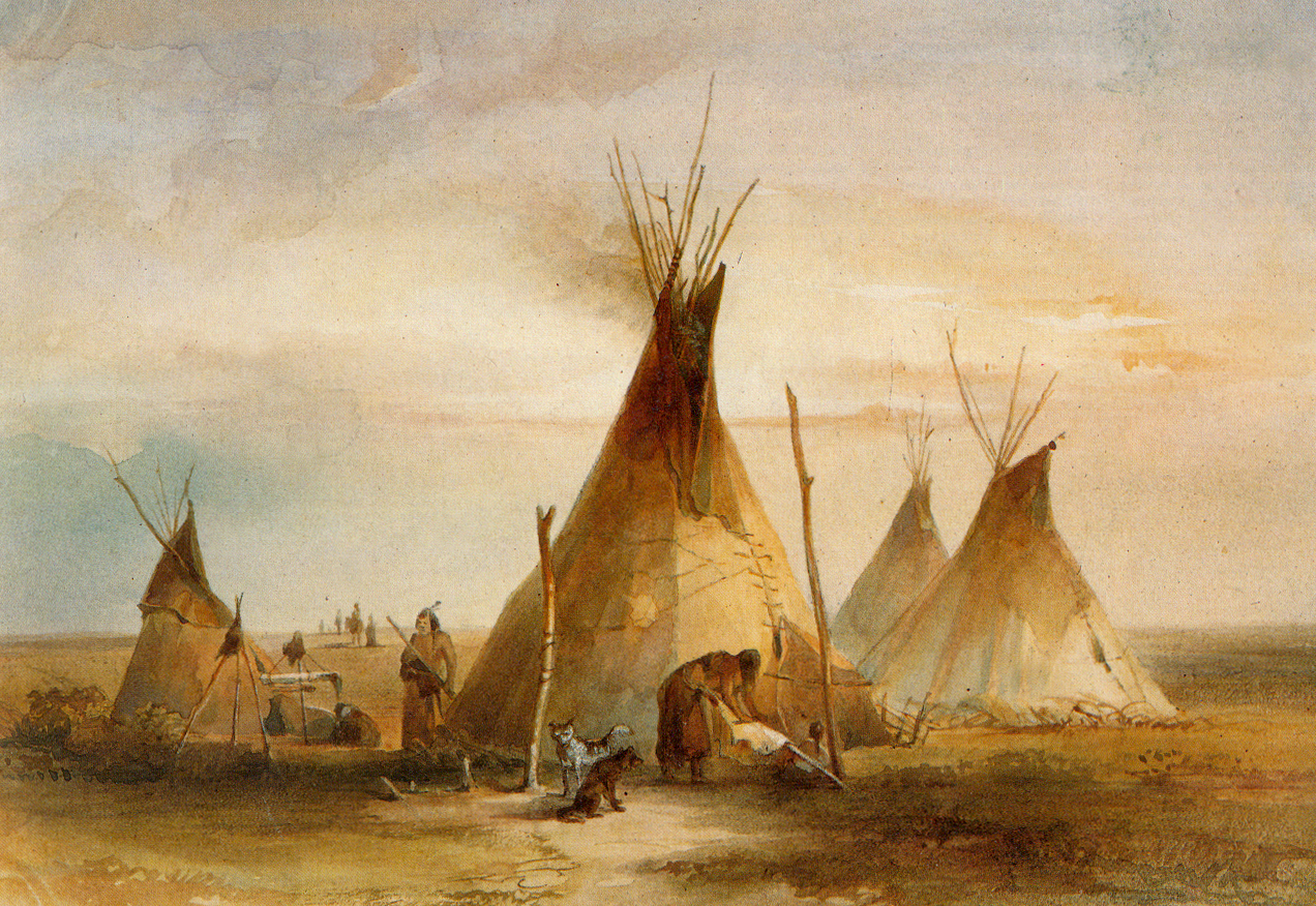 American Indian culture of the Plains (article)   Khan Academy