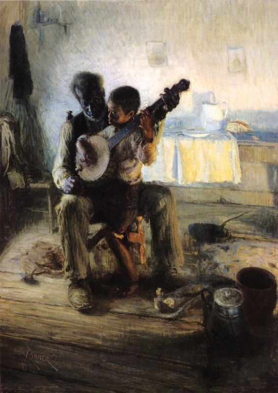 Henry Ossawa Tanner The Banjo Lesson Article Khan Academy