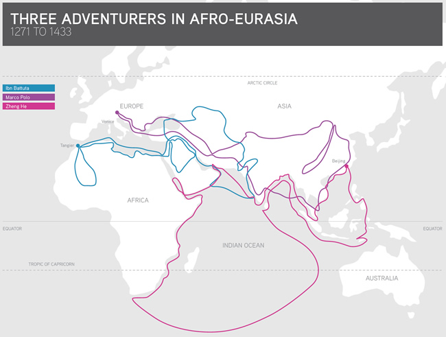 An Age of Adventure (article) | Khan Academy S Marco Polo Travel Route Map on marco polo china route map, marco polo's expeditions map, big marco polo travel map, trans saharan trade route map, ancient silk road route map, christopher columbus voyage route map, silk road trade route map, marco polo's route on a map, marco polo trade route map,