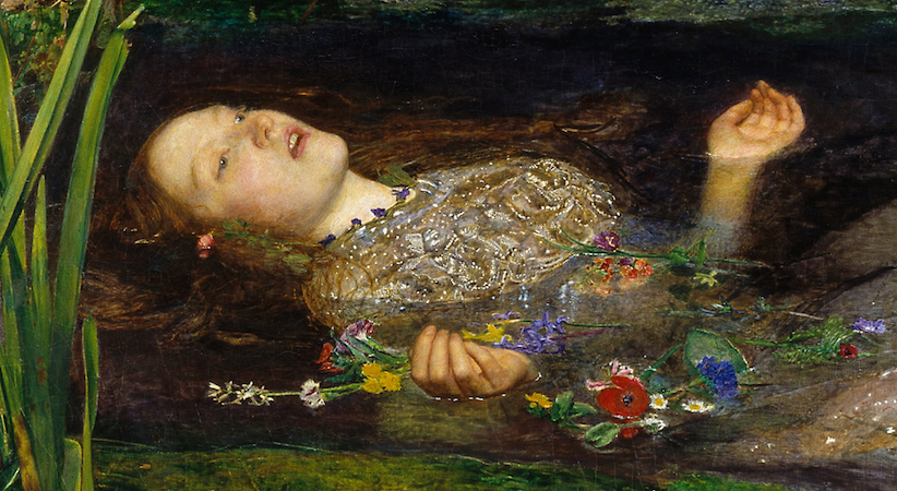 Sir John Everett Millais, Ophelia (article) | Khan Academy