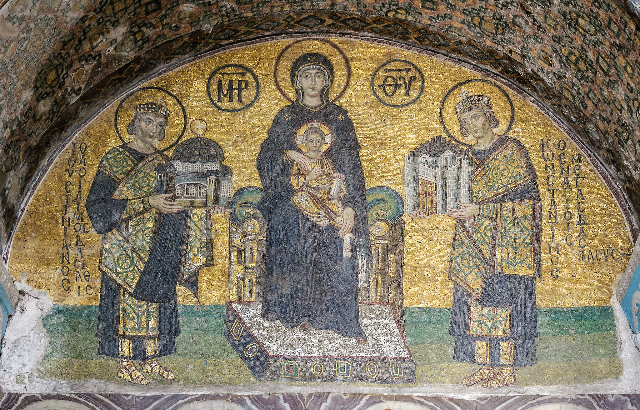 Guided practice: continuity and change in the Byzantine Empire
