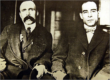 Shahn The Passion Of Sacco And Vanzetti Article  Khan Academy