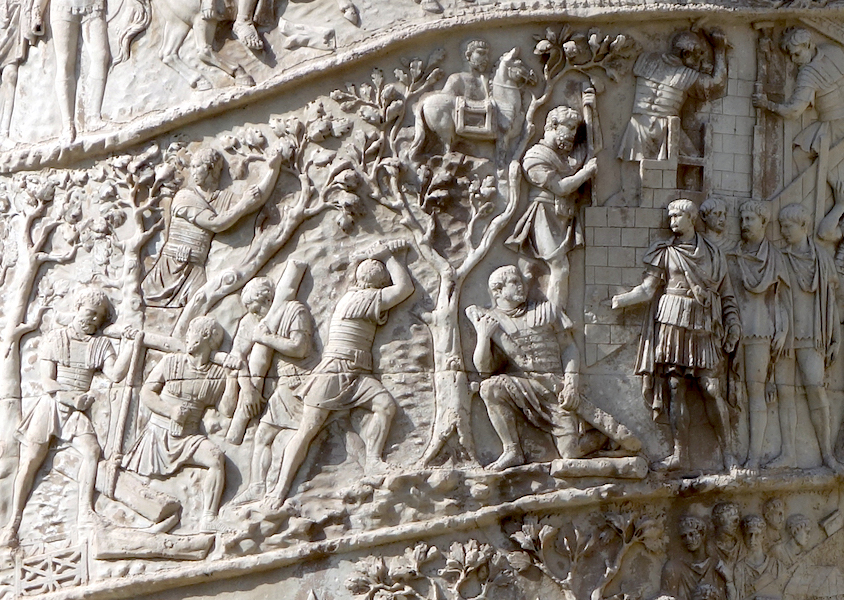 Column of Trajan (article) | Early empire | Khan Academy