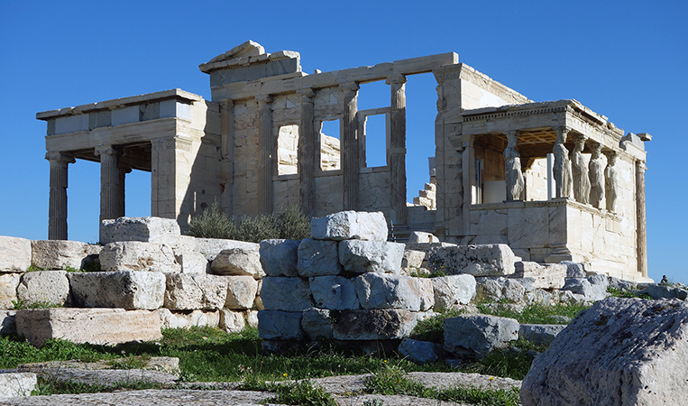 architecture in ancient greece essay