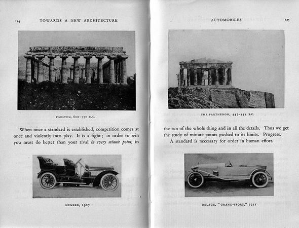 Le corbusier vers une architecture toward an architecture 1923