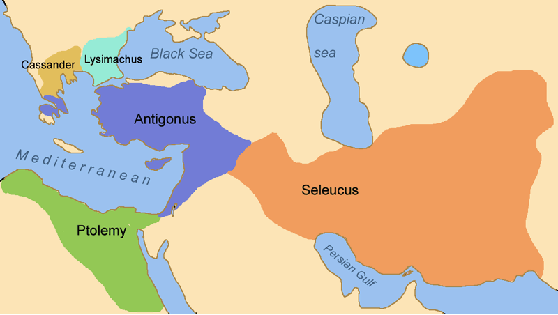 Hellenistic Greece Map.Hellenism S Influence Article Khan Academy