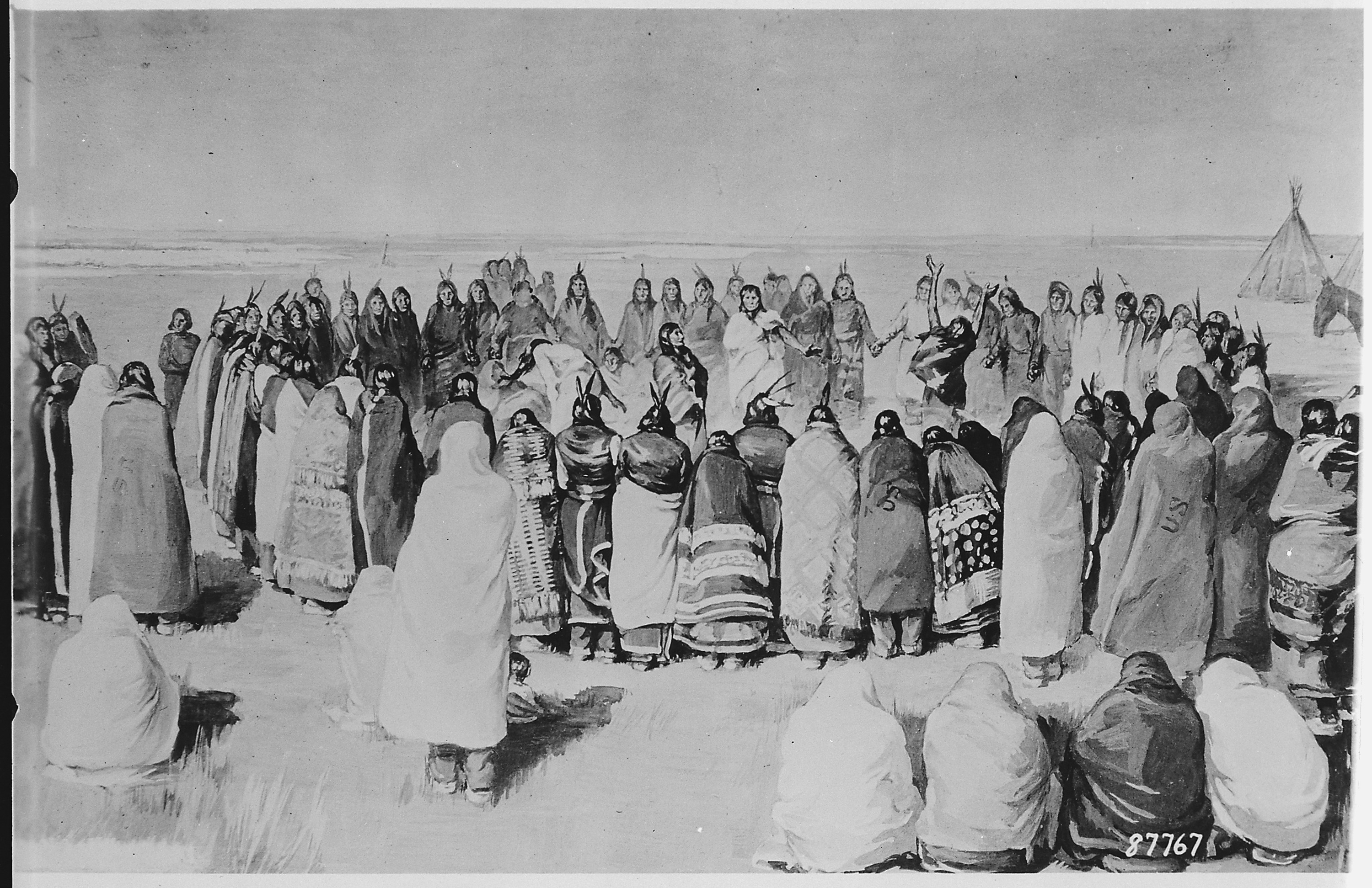 Wounded Knee Massacre & The Ghost Dance (article) | Khan Academy