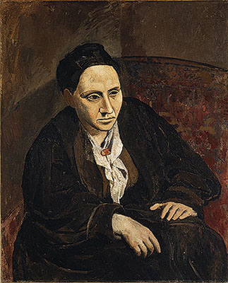 Research Essay Thesis Pablo Picasso Portrait Of Gertrude Stein  Oil On Canvas   X   In  X  Cm The Metropolitan Museum Of Art New York Wonder Of Science Essay also Good High School Essays Picasso Portrait Of Gertrude Stein Article  Khan Academy What Is Business Ethics Essay