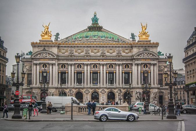 Image result for images garnier le fantome de l'opera