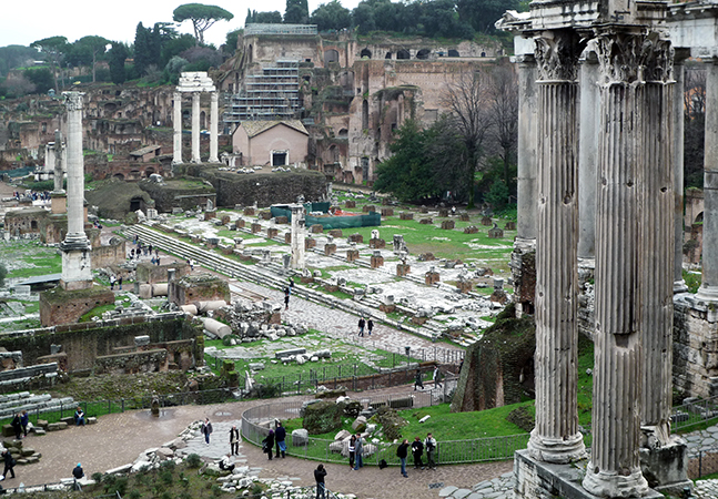 Ancient Roman Civilization