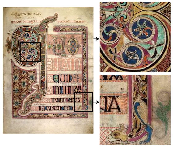 The Lindisfarne Gospels (article) | Khan Academy