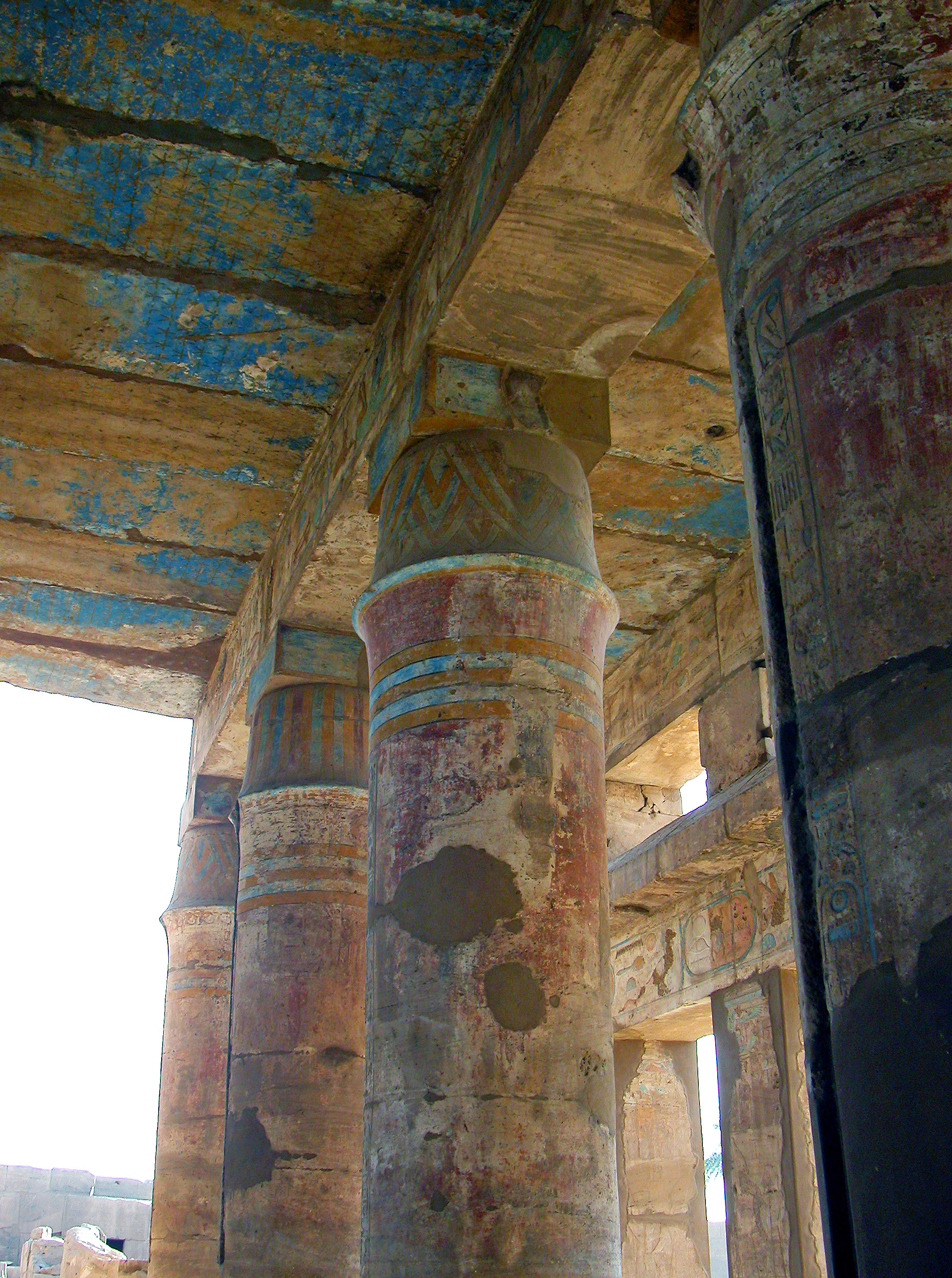 Temple of Amun-Re and the Hypostyle Hall, Karnak (article