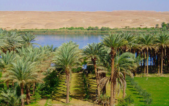 an introduction to the geography of the euphrates river Bju cultural geography chapter 17, part 2 the land between the tigris and euphrates rivers name literally translates to land between the rivers.